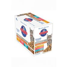 Hill´s Feline kapsa Adult Young Sterilised Mix 12x85g