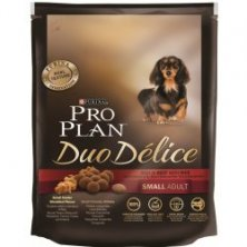 ProPlan Dog Adult Duo Délice Small & Mini Beef 2,5kg