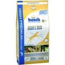 Bosch Dog Adult Mini Lamb&Rice 3kg