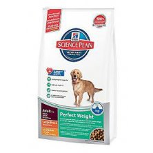 Hill´s Canine  Dry Adult Perfect Weight Large 12kg