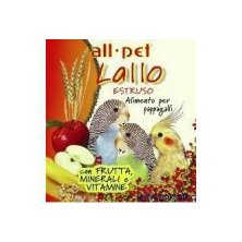 Krmivo pro papoušky malé a stř. LALLO extrudované 1kg