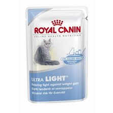 Royal canin Kom.  Feline Ultra Light kaps v želé 85g
