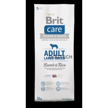 Brit Care Dog Adult Large Breed Lamb & Rice 12kg