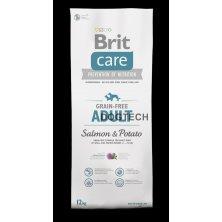 Brit Care Dog Grain-free Adult Salmon & Potato 1kg