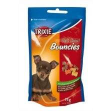 Trixie BOUNCIES mini kostičky kuř/jehně/dršť 75g