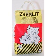 ZVERLIT červený hrubá s vůní Podestýlka kočka 6kg