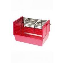 Klec křeček, myš MINI transportní 21,5x15,5x14cm Zolux