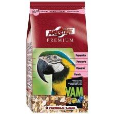 VL Krmivo pro papoušky velké Parrots Premium 1kg