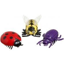 Hračka kočka Veselý hmyz elektronic 5cm KAR 1ks