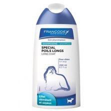 Francodex Šampon dlouhá srst pes 250ml