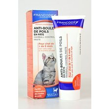 Francodex Pasta proti trichobezoárům kočka 70g