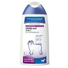 Francodex Šampon a kondicionér 2in1 pes 250ml