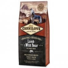 Carnilove Dog Lamb & Wild Boar for Adult  1,5kg