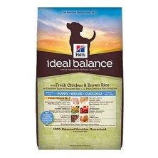 Hill´s Canine Ideal B. Puppy kuře a hnědá rýže 12kg