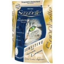 Bosch Cat Sanabelle Sensitive jehněčí s rýží 400g