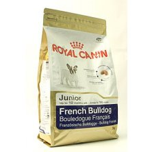 Royal canin Breed Fr. Buldoček Junior 3kg