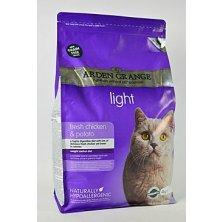 Arden Grange Cat Light Chicken&Potato 4kg