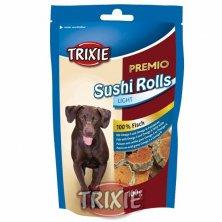 Trixie Premio SUSHI ROLLS rybí kolečka 100g TR