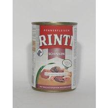 Rinti Dog konzerva šunka 400g