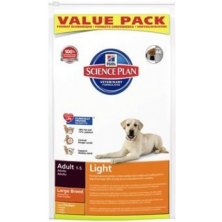 Hill´s Canine  Dry Adult Light Large BREEDER 18kg