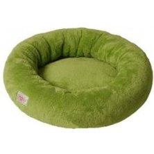 Pelech Amélie plyš kulatý 50cm  Zelená A23 1ks