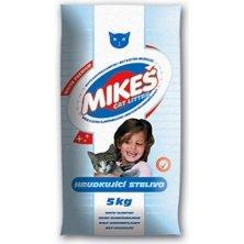 Mikeš Premium Podestýlka kočka pohlc. pachu 10kg