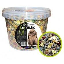 FINE PET Zakrslý králík premium 1,7kg