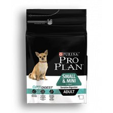 ProPlan Dog Adult Sm&Mini Sens.Digest 7kg