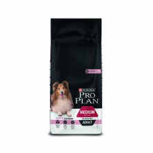 ProPlan Dog Adult Medium Sens.Skin 14kg
