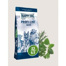 Happy Dog Profi Line Basic 20 kg + DOPRAVA ZDARMA + SLEVA 10% Z CENY NA NAŠEM ESHOPU+ZA 2KS SLEVA 50KČ NA NAŠEM ESHOPU