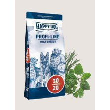 HAPPY DOG PROFI KROKETTE 30-20 HIGH ENERGY 20 kg
