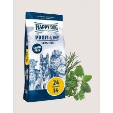 Happy Dog Profi Line Sensitive Grain free 20 kg + DOPRAVA ZDARMA + SLEVA 10% Z CENY NA NAŠEM ESHOPU+ZA 2KS SLEVA 50KČ NA NAŠEM ESHOPU