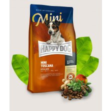 Happy dog Mini Toscana 1kg