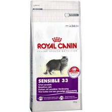 Royal canin Kom.  Feline Sensible  400g