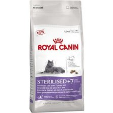 Royal canin Kom.  Feline Sterilised 7+ 1,5kg