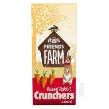 Supreme Tiny Farm Snack Russel Crunchers králík