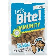Brit pochoutka Let´s Bite Immunity 150g NEW