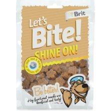 Brit pochoutka Let´s Bite Shine On! 150g NEW