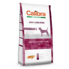 Calibra Dog GF Adult Large Breed Salmon  2kg NEW