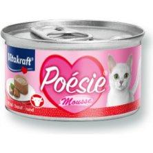 Vitakraft Cat Poésie konz. paté paštika hovězí 85g