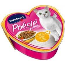 Vitakraft Cat Poésie konz. vaj.omeleta kuře 85g