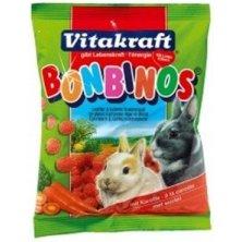 Vitakraft Rodent Rabbit poch. BonBinos Carrot 40g