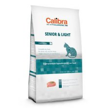 Calibra Cat HA Senior & Light Turkey  7kg NEW