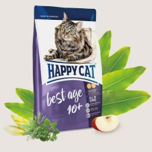 HAPPY CAT BEST AGE 10+ 4kg