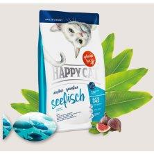 Happy Cat Sensitive Grainfree Seefisch 4kg