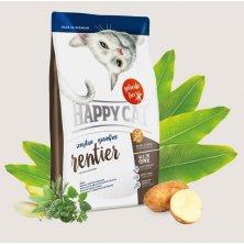 Happy Cat Sensitive Grainfree Rentier 4kg