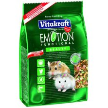 Vitakraft Rodent Hamster small krm Emotion beauty 300g