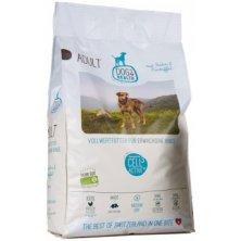 Dog´s Health polovlhké krmivo pes 1,5 kg