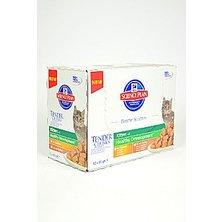 Hill´s Feline kapsa Kitten Multipack Ch.,Turk. 12x85g