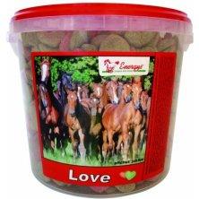 Krmivo koně pochoutka Energys Love 2kg